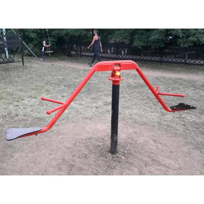 Карусель-балансир 3D