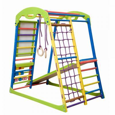 Детский спортивный уголок для дома SportWood Plus
