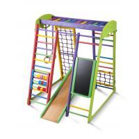Детский спортивный комплекс для дома Акварелька