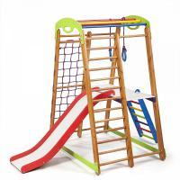 Детский спортивный уголок Кроха-2 Plus 2