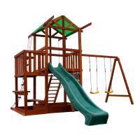 Детский деревянный городок Babyland-5