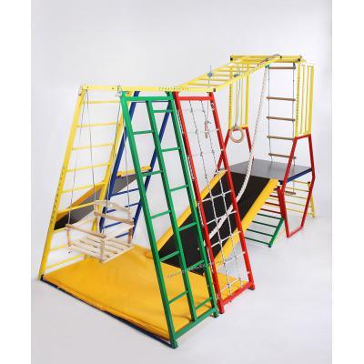 Трансформер @Лабиринт - 1. Детский спортивно-игровой комплекс.