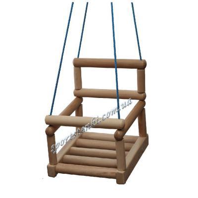 Качеля деревянная Ф35