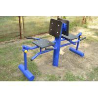 Разгибатель бедра- двойной уличный тренажер RM-18