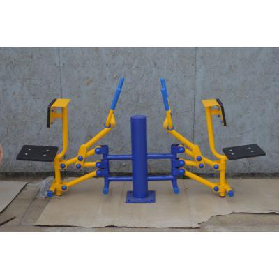 Рычажная Тяга двойная уличный тренажер RM-27