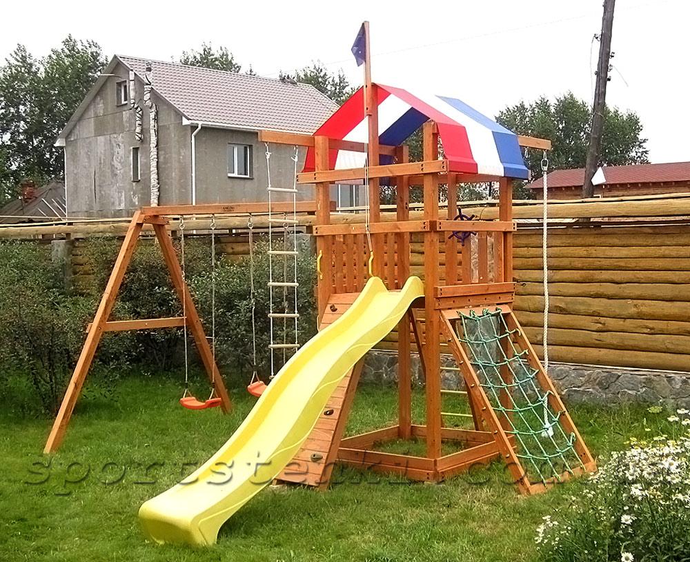 Детская спортивно-игровая площадка Бебиленд-3